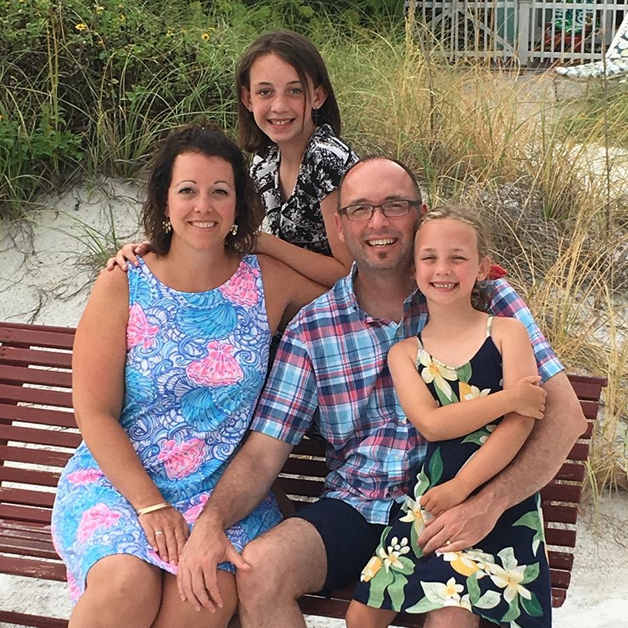 DePoy Family Beach 2019